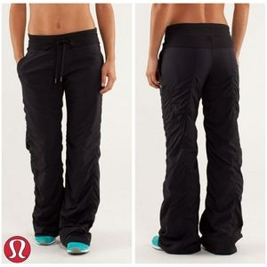 Lululemon | Studio Pants | *Lined | Black | 6